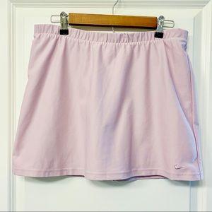 NIKE Dryfit Lilac Skort- M/8-10
